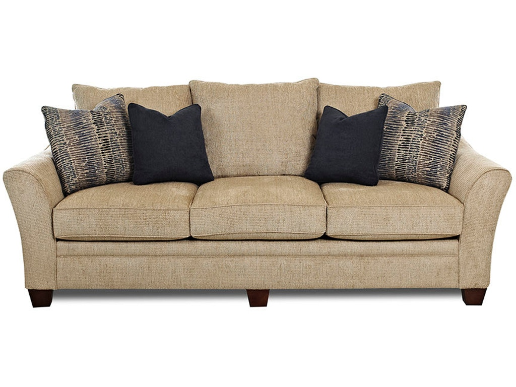 Klaussner Sofa Klaussner Declan Traditional Sofa With