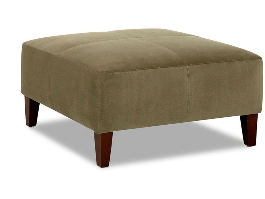 Klaussner Living Room Nile Ottoman C9900m Otto Pittsfield Furniture Co Pittsfield Ma