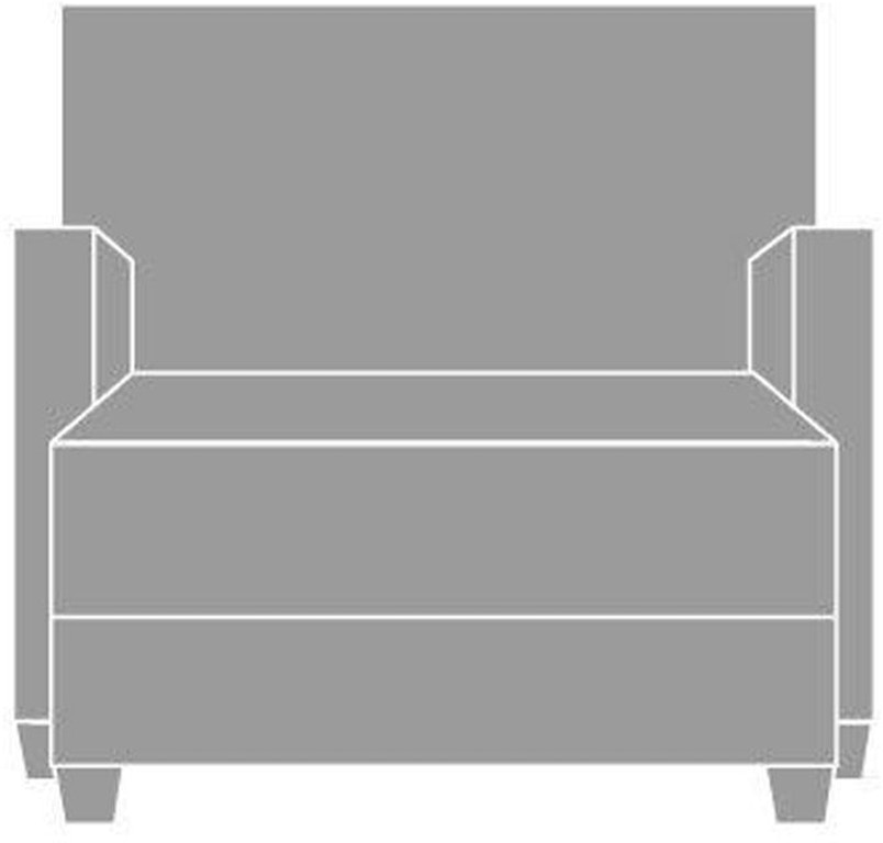 Fifi Chaise Lounge D28950 Chase