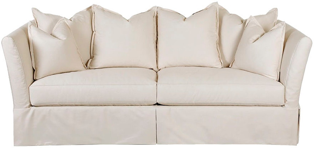 Stupendous Klaussner Living Room Alexis Slipcover D13144 S Klaussner Gamerscity Chair Design For Home Gamerscityorg