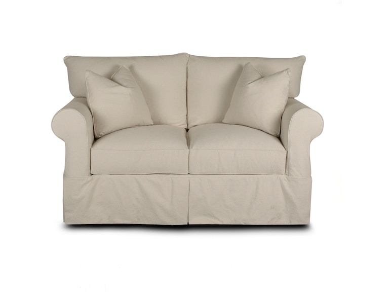 Klaussner Jenny Sofa With Slipcover D16100 S