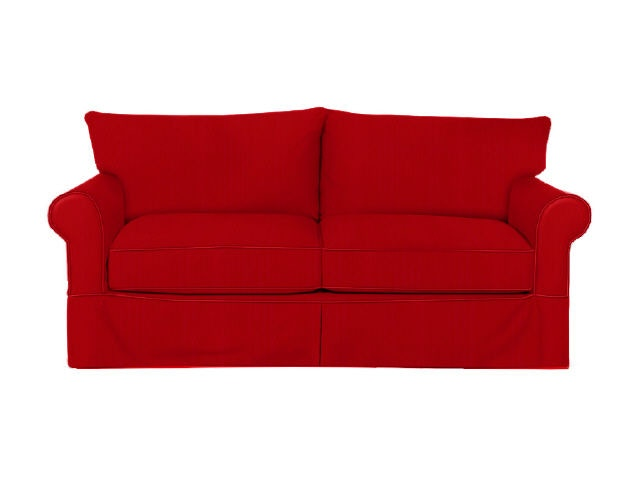 Klaussner Living Room Jenny Sofa D16100 SNP At Sofas Unlimited