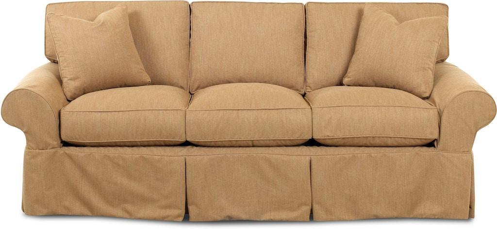 Stupendous Klaussner Living Room Patterns Slipcover D19100 S Cjindustries Chair Design For Home Cjindustriesco