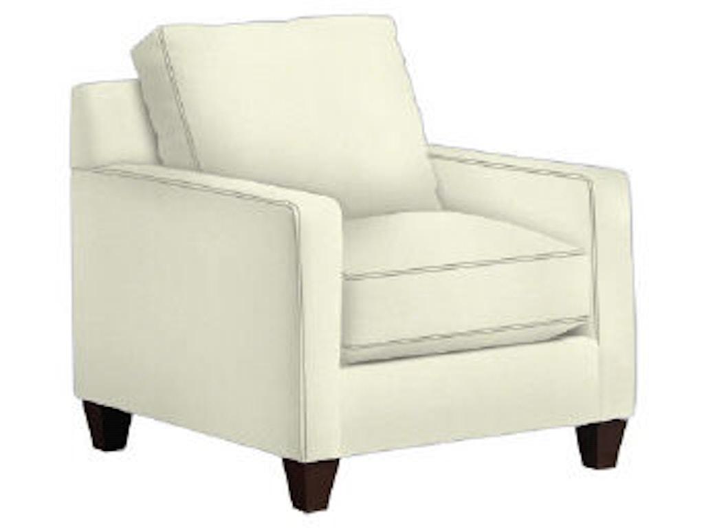 Klaussner living room fuller chair d31400 c at furniture kingdom