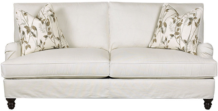 Klaussner Living Room Loewy Slipcover D S Malouf