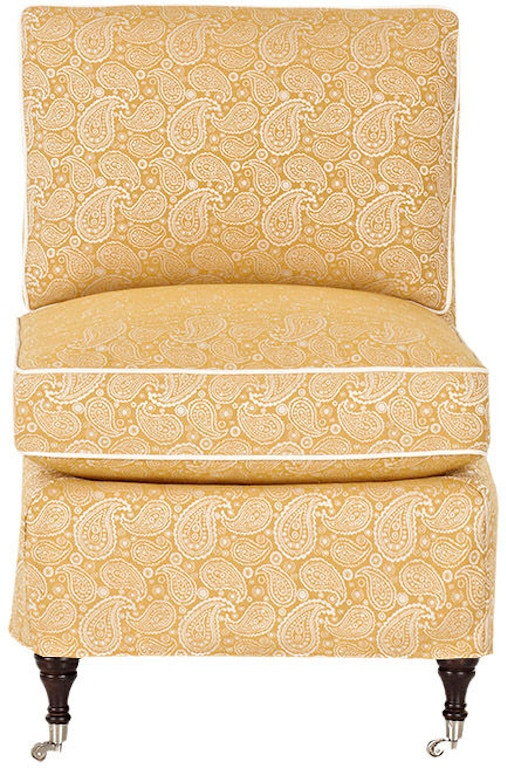 Klaussner Living Room Trixie Slipcover D610 AC - Smith ...