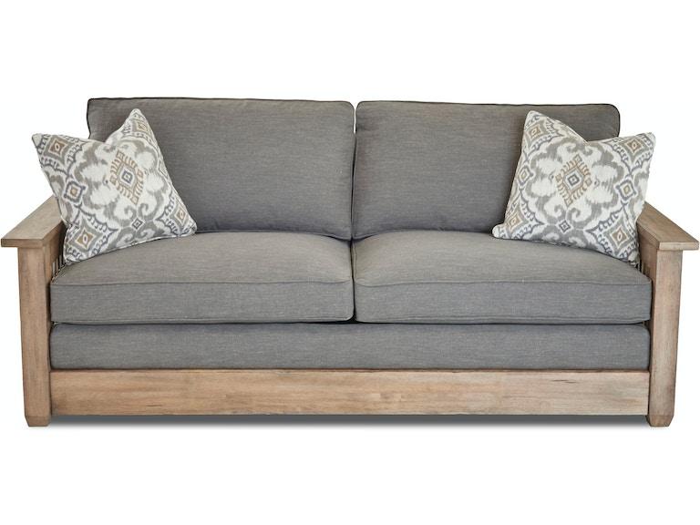 Simple Elegance Glenwood Sofa D65500 S