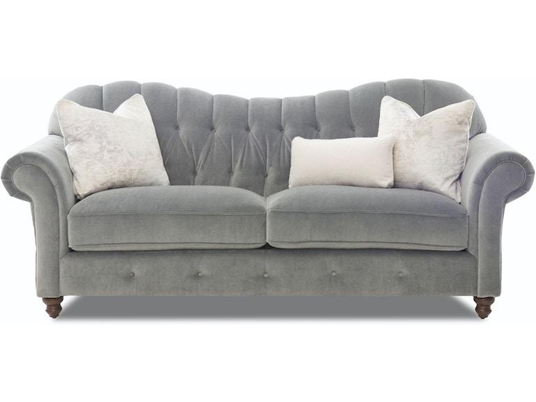 Klaussner Living Room Shelby Sofa