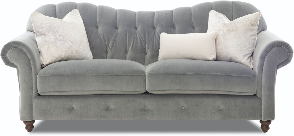 Klaussner Living Room Shelby Sofa D86200 S Klaussner Home