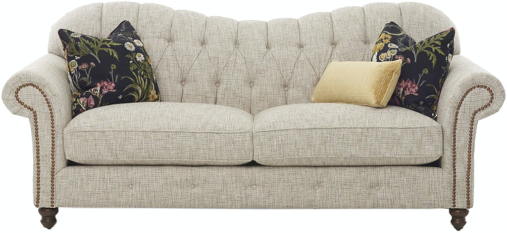 Klaussner Living Room Shelby Sofa D86210 S Sofas Unlimited