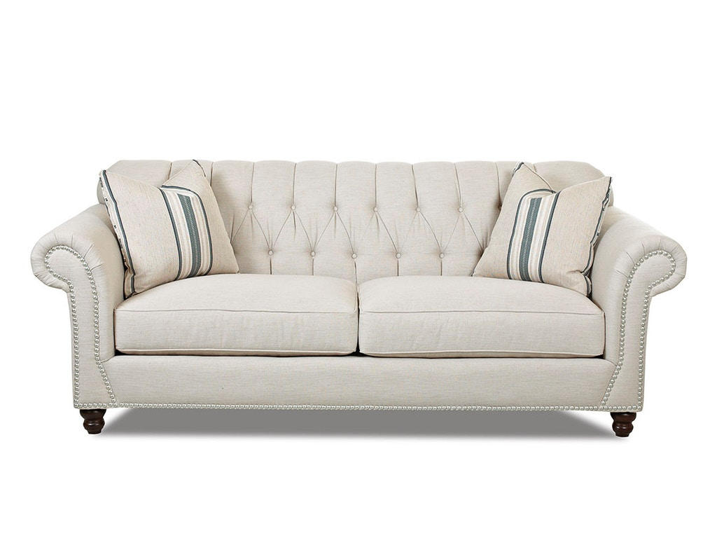 Klaussner Living Room Flynn D90910p S Feceras Furniture