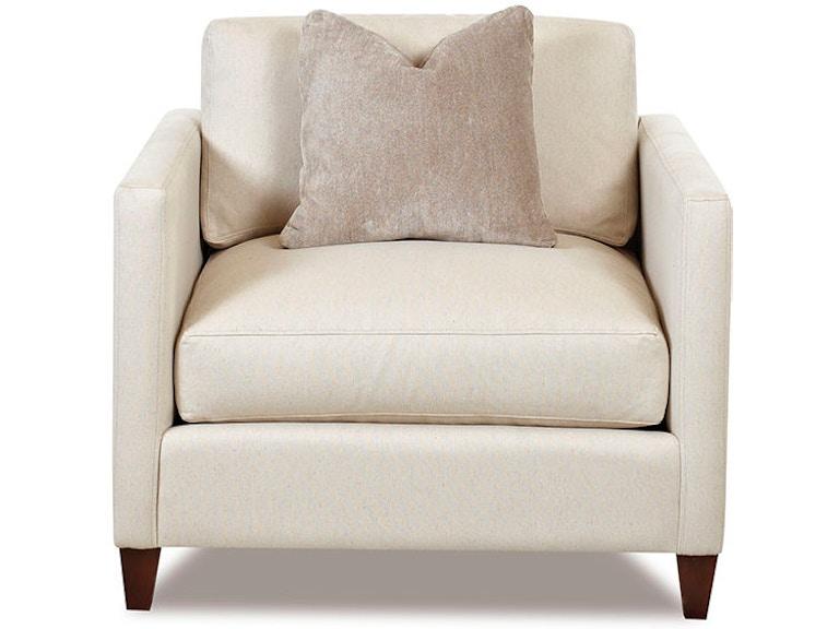 Klaussner Living Room Jordan Chair D92544 C - Bennington Furniture ...