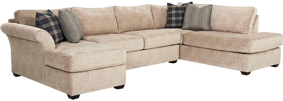 Klaussner Living Room JAXON K SECT Bennington