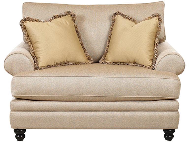 Brilliant Klaussner Living Room Darcy Chair K33230F C Gavigans Ibusinesslaw Wood Chair Design Ideas Ibusinesslaworg
