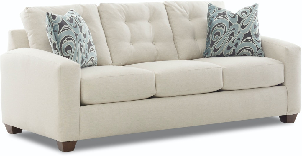 Klaussner Living Room Van Sofa K38500 S Bennington Furniture
