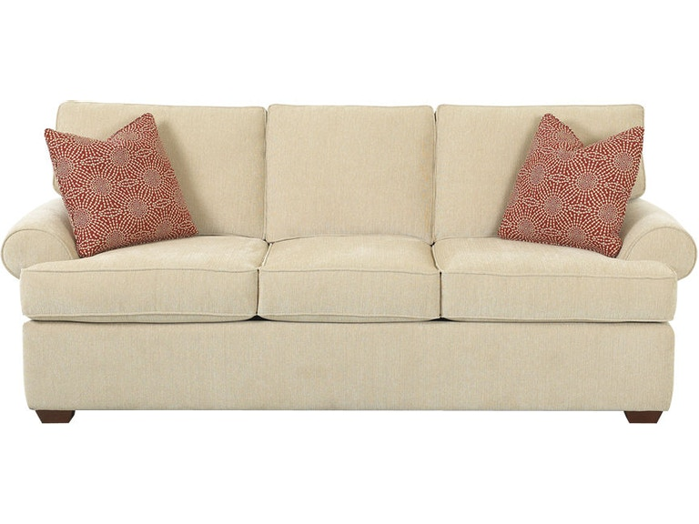 Klaussner Living Room Troupe Sofa K51360 S Klaussner Home