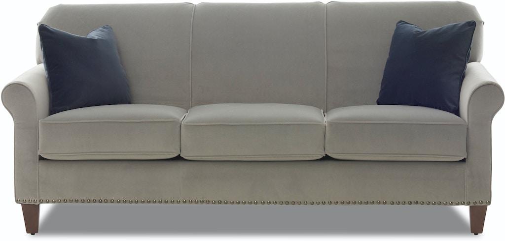 Klaussner Living Room Emory Sofa K51510 S Klaussner