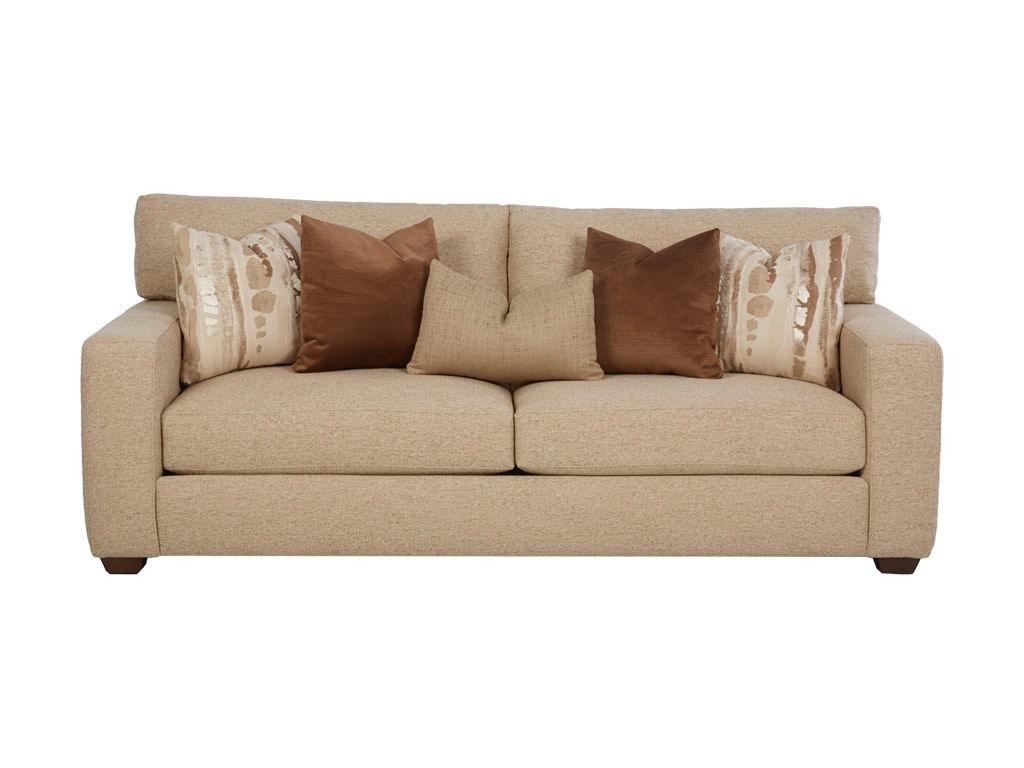 Klaussner living room credo k55600 s feceras furniture for K furniture mattress