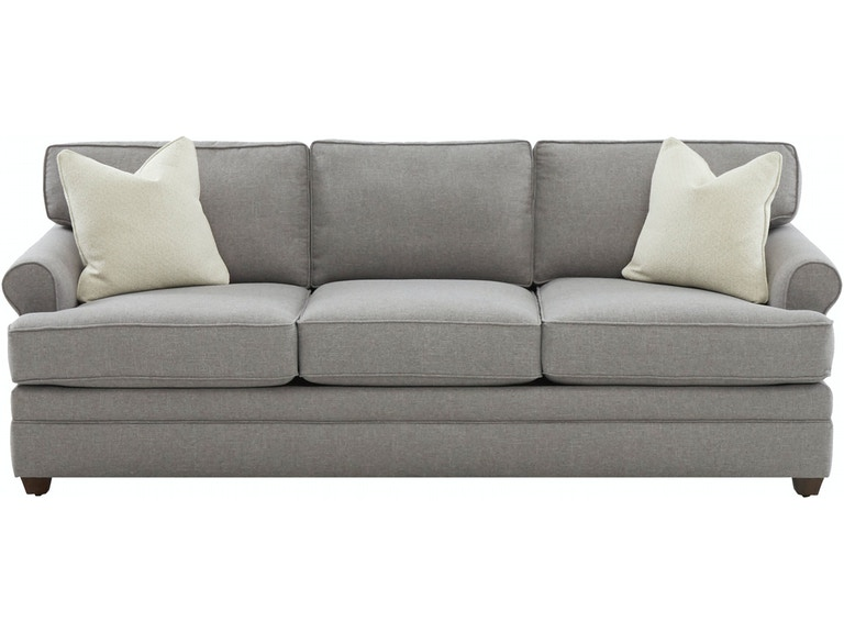 Living Your Way Roll Arm Sofa Rolled Arm