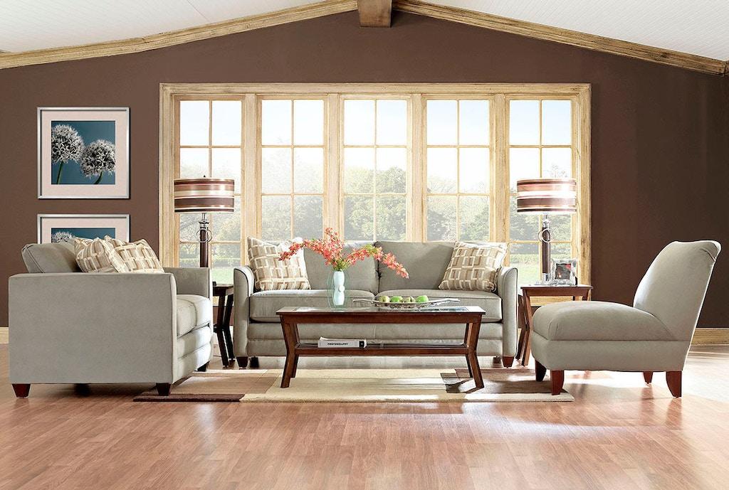 Klaussner Living Room Tilly Sofa K84200p S Sofas