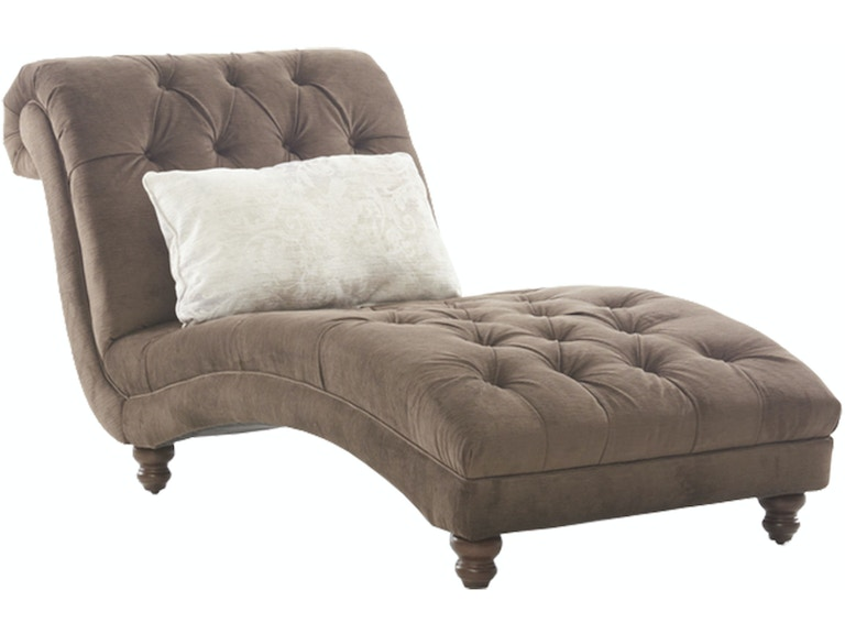 Klaussner Living Room Fairmont Chaise K86300 Chase Moores Fine