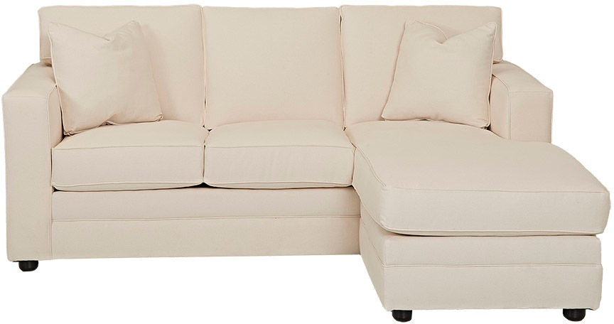 Klaussner Living Room Berger Sectional K FAB SECT Sofas