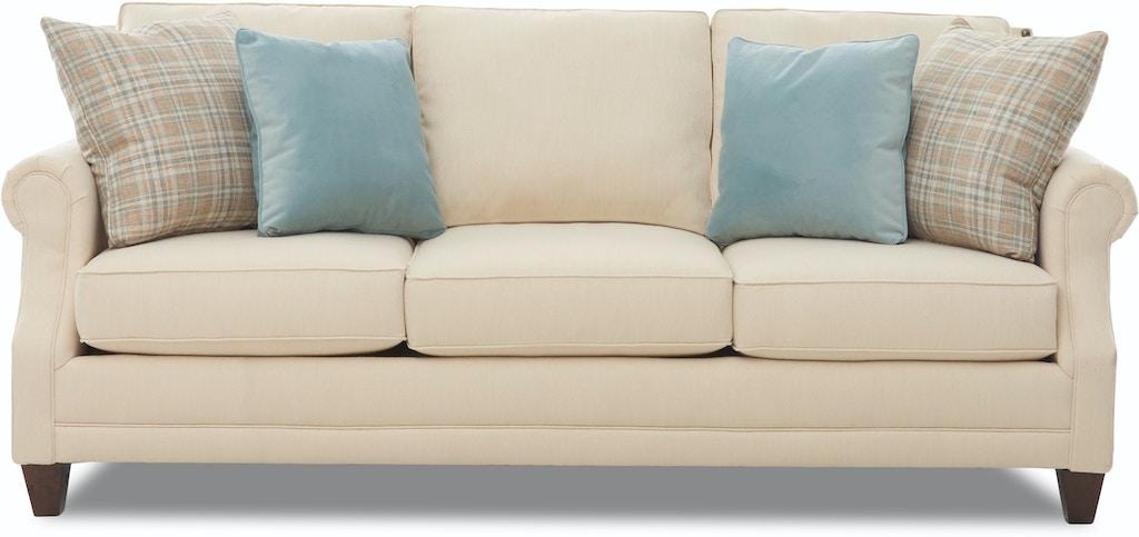Klaussner Living Room Eden Sofa K93910 S Klaussner Home Furnishings Asheboro North Carolina