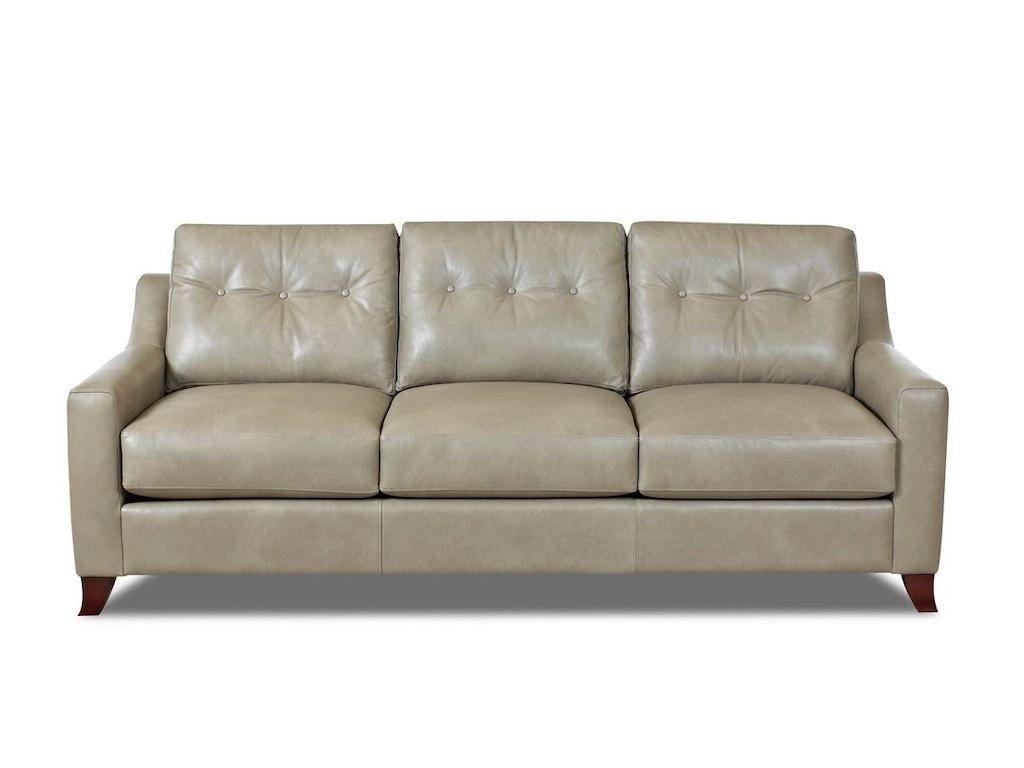 Klaussner living room audrina sofa ld31600 s feceras for K furniture mattress