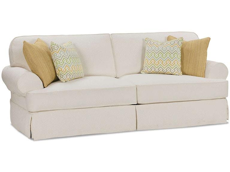 Rowe Living Room Addison Two Cushion Sofa 7860 Bowen