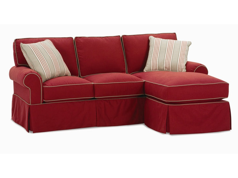 Rowe Living Room Hermitage Sofa Chaise 7885 Bostic Sugg