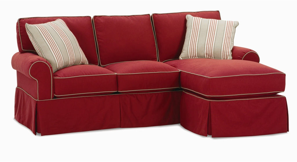Rowe Living Room Hermitage Sofa Chaise 7885 Charter