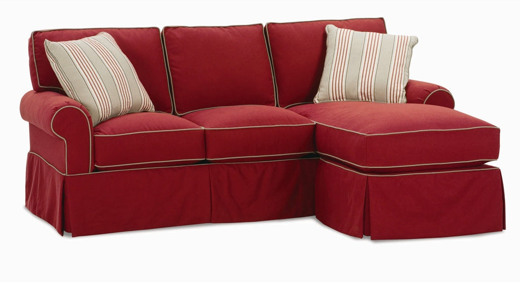 Rowe Living Room Hermitage Sofa Chaise 7885 Strobler Home
