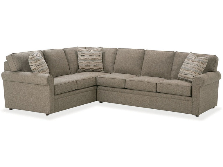 Rowe Living Room Bwood Sectional 9252 Sect At Priba Furniture And Interiors