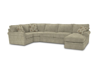 Rowe Brentwood Sectional 9255-Sect