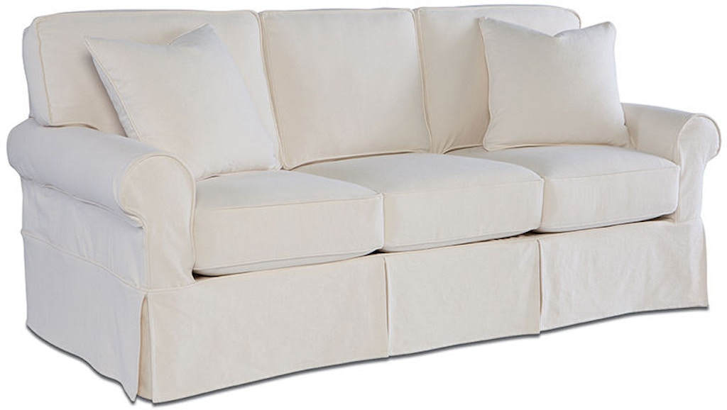 Nantucket 3 Seat Sofa W Slipcover A910