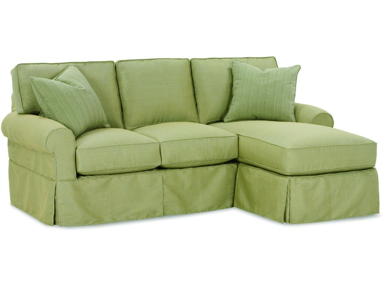 Rowe Living Room Nantucket Sofa Chaise W Slipcover A915