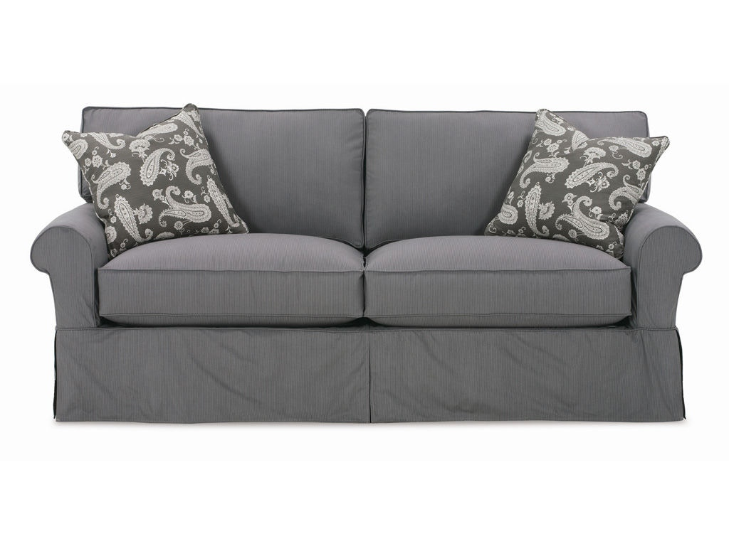 Nantucket 84 2 Seat Cushion Queen Sleeper With Slipcover
