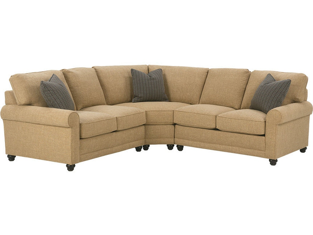 Rowe Living Room My Style Sectional Brownlee 39 S Furniture Lawrenceville Ga