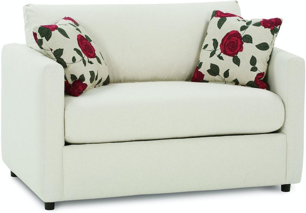 Incredible Catherine K Designs Living Room Stockdale Twin Sleeper Sofa Dailytribune Chair Design For Home Dailytribuneorg