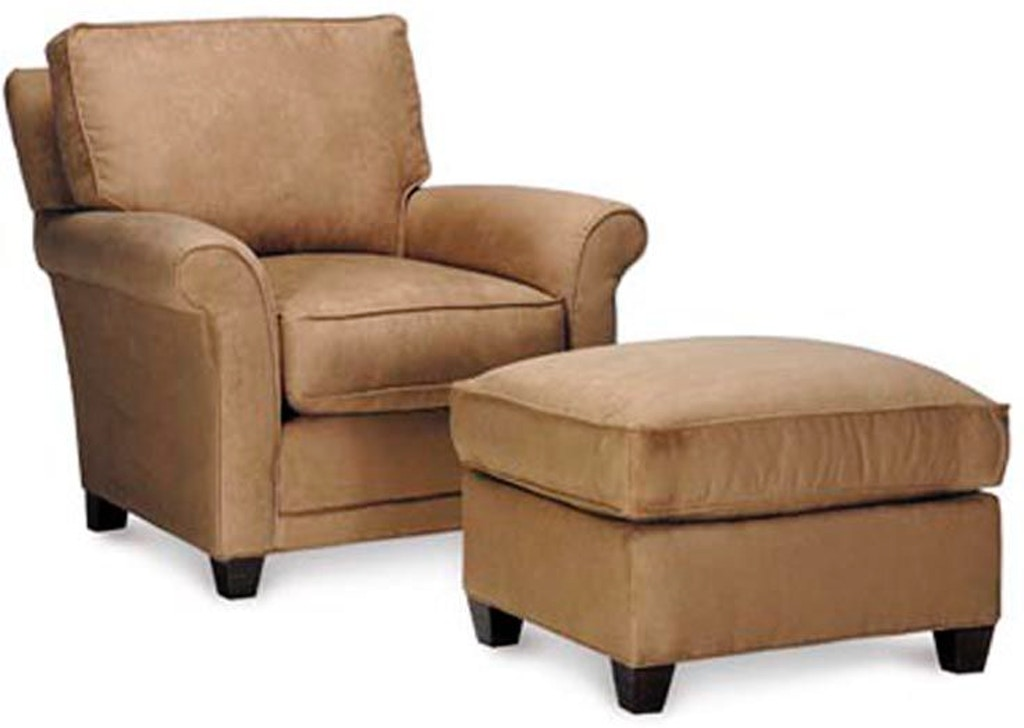 Rowe Living Room Mayflower Accent Chair C691 Stowers
