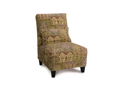 CKD Silver Broadway Accent Chair Slip Only D781S