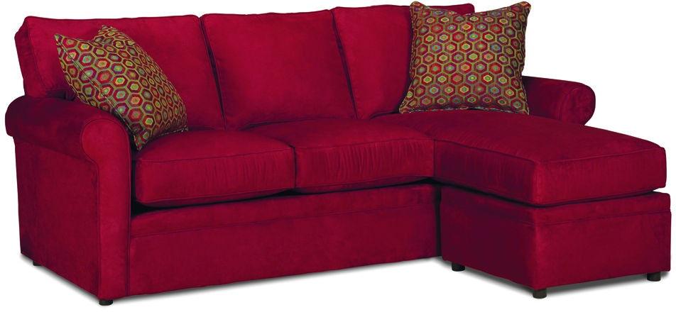 Rowe Living Room Dalton Sofa Chaise F135 Brownlee S