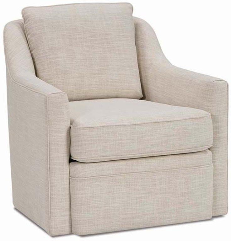 Fantastic Rowe Living Room Hollins Swivel Chair H201 Warehouse Machost Co Dining Chair Design Ideas Machostcouk