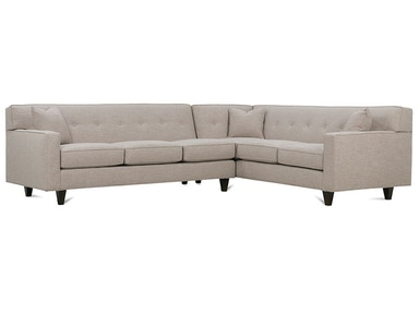 Rowe Dorset Sectional K520-Sect