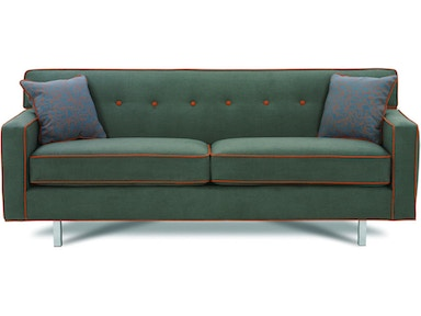 Rowe Dorset Chrome Medium Sofa K520rc 000