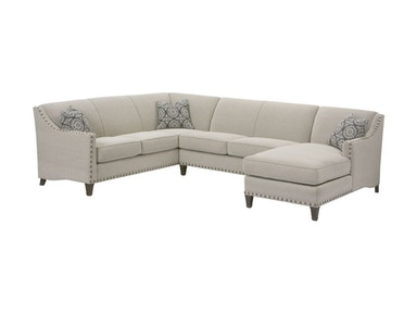 Rowe Rockford Sectional K580-Sect