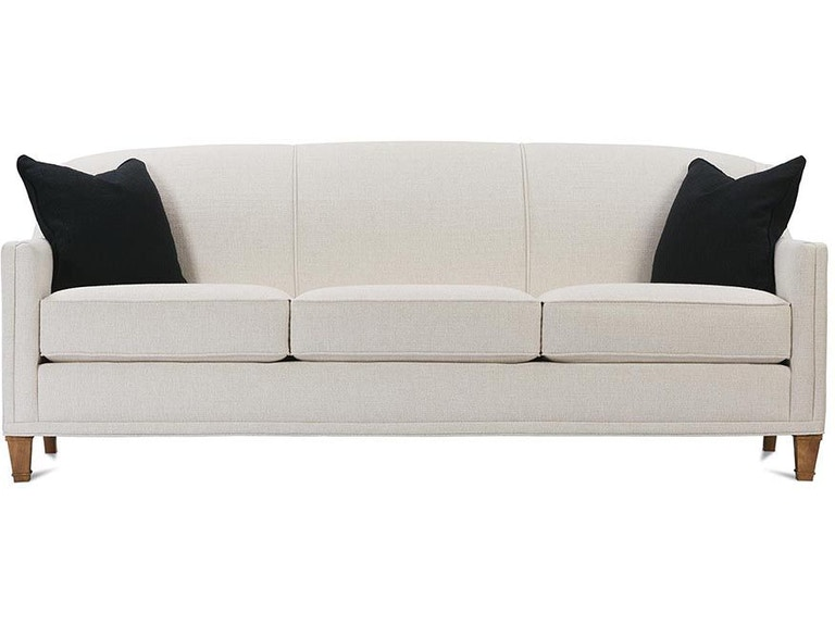 Rowe living room gibson sofa without nailhead k590 - Living room furniture fort myers fl ...