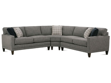 Rowe Townsend Sectional K628-Sect