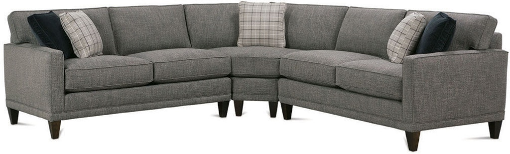 Rowe Living Room Townsend Sectional K628 Sect Hamilton