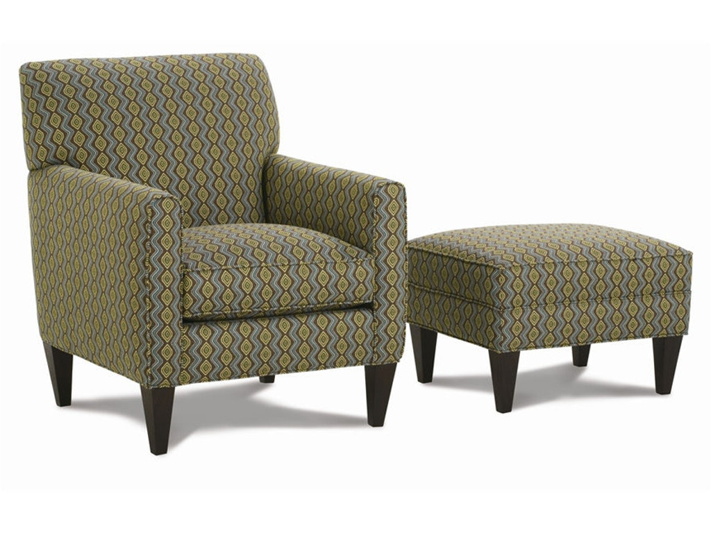 Rowe Living Room Willett Accent Chair K741 Shumake Furniture Decatur And Huntsville Al